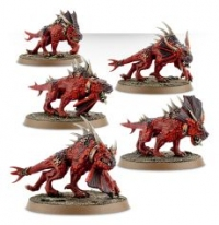 Flesh Hounds of Khorne