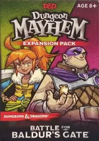 D&D Dungeon Mayhem: Battle for Baldurs Gate