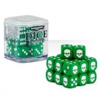 Citadel 12mm Dice set Green