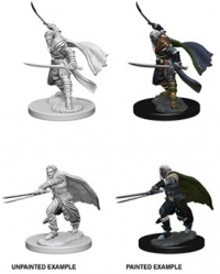 D&D Miniatures: Elf Male Ranger