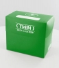 Twin Deck Case 160+ Standard Size Green