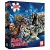 """Puzzle Iron Maiden """"The Faces of Eddie"""" 1000 pcs"""