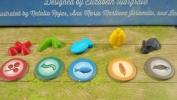 3D Food Token Wingspan