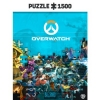 Overwatch Heroes Collage Puzzle 1500 pcs